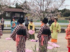 画像:第68回浜松市 姫様道中 オンライン開催